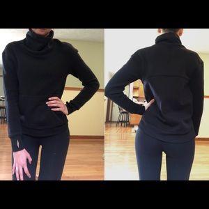 Lululemon Black Turtleneck Sweater Size 4